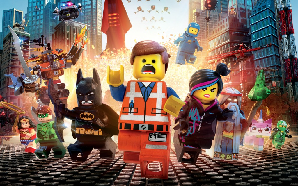 The LEGO Movie: the greatest feature-length advert ever made?